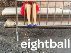 Rome's Almost Corner Bookshop presents Eightball by Elizabeth Geoghegan