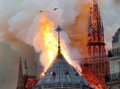 Rome sends condolences to Paris over Notre-Dame fire