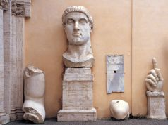 Capitoline Museums in Rome: world's oldest museum