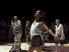 American photographer captures the drama of the Pantheon each year on 21 June
