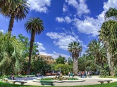 Rome's Botanic Gardens open on Sundays