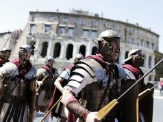 Rome marks 2,772 years of history with costumed parade on 22 April