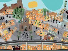 Festival of culture in Rome's S. Lorenzo quarter