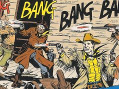 Rome celebrates 70 years of Tex comic