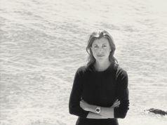 Helen Frankenthaler talk at Galleria Nazionale in Rome