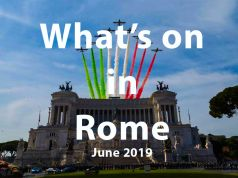 What to do in Rome in June 2019