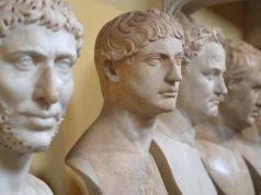 Roman identity in the city of Rome