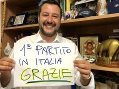 Italy's Lega triumphs in European elections
