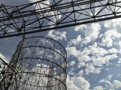Gasometro: industrial landmark on Rome's skyline