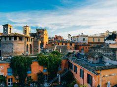Book launch at Rome's John Cabot University