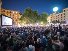 Il Cinema in Piazza: Rome's free outdoor film festival