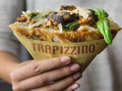 Trapizzino: street food in Rome