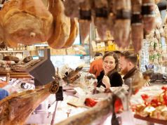 Volpetti: gourmet food shop in Testaccio