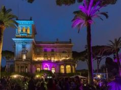 Summer party at Swiss Institute in Rome