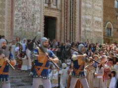 Orvieto celebrates miracle of Corpus Christi