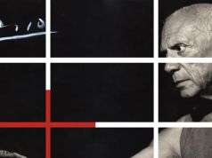 Picasso photos at Rome's Palazzo Merulana