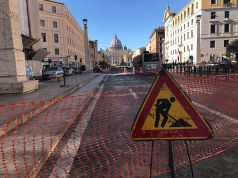 Rome promises €60m for road works