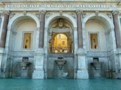 Fendi to restore four Rome fountains