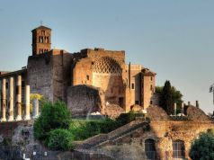 Fendi to restore Temple of Venus in Rome