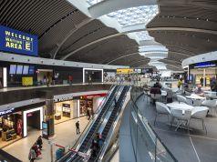 Rome's Fiumicino rated best airport in Europe