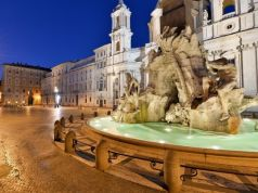 Rome's most beautiful fountains