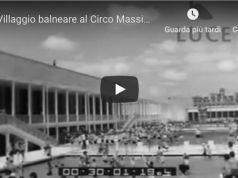 Mussolini's Estate Romana (1939)