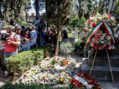 Rome considers Camilleri honorary citizenship