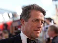 Hugh Grant in altercation with AMA boss as she films Rome's trash