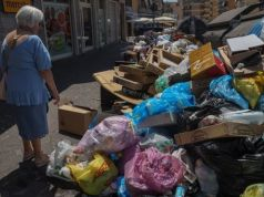 Lazio Region helps with Rome trash crisis