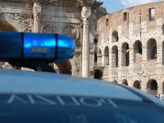 Rome cracks down on illegal trading at Colosseum