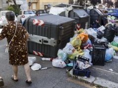 Rome trash crisis: doctors say risk of disease