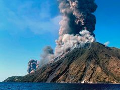 Stromboli: one dead as volcano erupts on Italian island