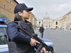 Terror alert called off in Rome