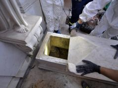 Vatican tombs opened in Orlandi case found empty
