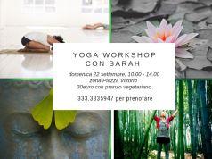 Sunday Yoga Workshop