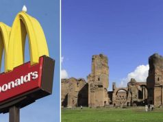Ministry blocks plan for McDonald's at Caracalla Baths