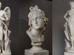 Antonio Canova exhibition in Rome