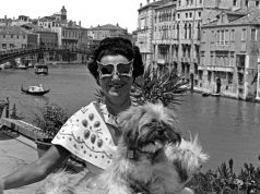 Happy birthday Peggy Guggenheim