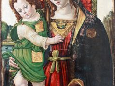 Stolen Pinturicchio painting returns to Italy