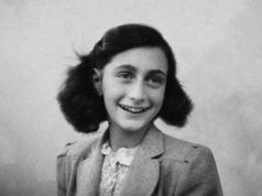 Anne Frank: Rome removes anti-Semitic graffiti