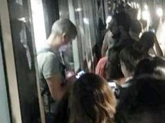 Blackouts and breakdowns on Rome's subway