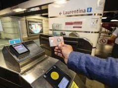 Rome introduces contactless payment for ticket-free metro