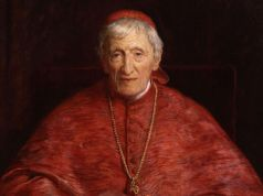St John Henry Newman and St Isidore's Rome