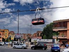Rome cable car gets funding from transport ministry