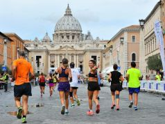 Rome hosts Via Pacis half marathon for peace