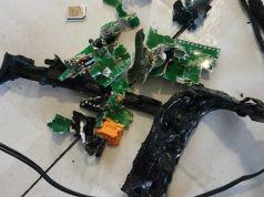 Rome mayor blasts vandals of plastic recycling machine