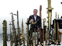 Rome opens Italy's first saxophone museum