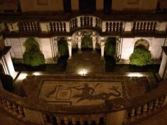 Saturday night show at Rome's Etruscan Museum in Villa Giulia