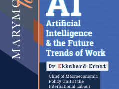 Marymount Talks: Artificial Intelligence & the Future Trends of Work