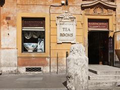 Tea-infused menu by Rome's youngest Michelin-starred chef at Babingtons